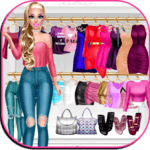 👗 Sophie Fashionista - Dress Up Game icon