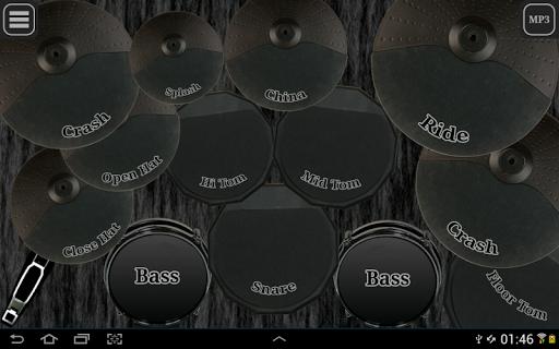 Drum kit (Drums) free pc screenshot 1