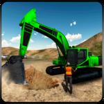 Heavy Excavator Simulator - City Construction icon