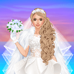Millionaire Wedding - Lucky Bride Dress Up icon