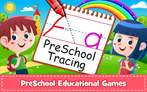ABC PreSchool Kids Tracing & Phonics Learning Game pc screenshot 1