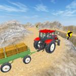 Tractor Driver 3D Farming Simulator for pc logo