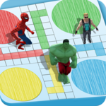 Ludo Super Hero - Pachisi game icon
