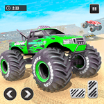 Monster Truck Driving Games - Truck Simulator icon