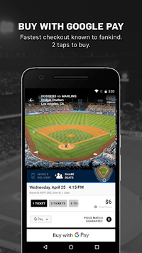 Gametime - Tickets to Sports, Concerts, Theater pc screenshot 2