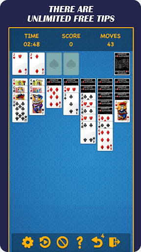 Solitaire Time - Classic Poker Puzzle Game PC screenshot 3