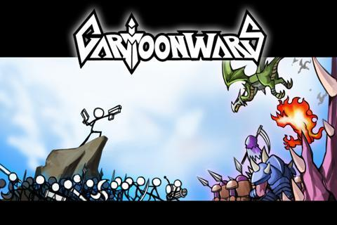 Cartoon Wars pc screenshot 1