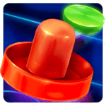 Air Hockey Glow 2 icon