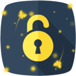 Live Lock Screen FireFly OS10 icon
