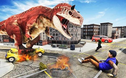Monster Dinosaur Rampage: Angry King Kong Games pc screenshot 1
