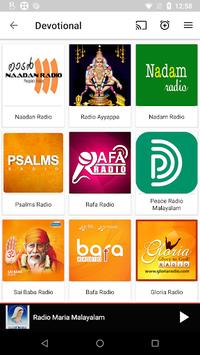 Malayalam FM Radio - Podcast, Malayalam Live News pc screenshot 2