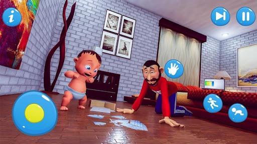 Virtual Baby Simulator - Junior Baby Care Game PC screenshot 2