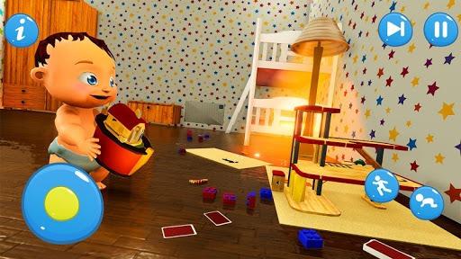 Virtual Baby Simulator - Junior Baby Care Game PC screenshot 3