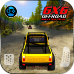 6x6 Offroad Jeep Drive icon