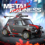 Metal Madness: PvP Shooter for pc logo
