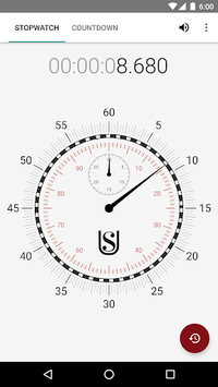 Ultimate Stopwatch & Timer pc screenshot 1