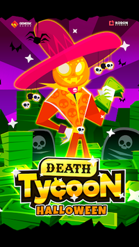 Death Tycoon - Idle Clicker: A money capitalist! pc screenshot 1