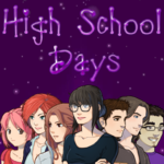 High School Days - Choose your story icon