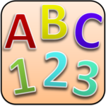 Alphabet & Number for Nursery icon