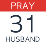 Pray For Your Husband: 31 Day icon
