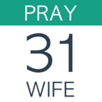 Pray For Your Wife: 31 Day icon