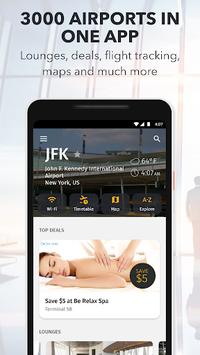 FLIO - The Global Airport App pc screenshot 1