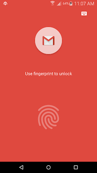 App Lock: Fingerprint Password pc screenshot 1