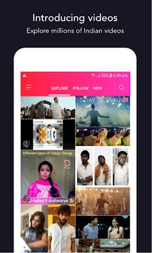 Samosa India: Free Videos WhatsApp Status share pc screenshot 1