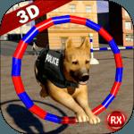 Police Dog Training icon