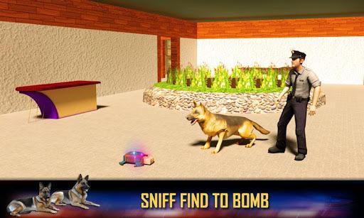 Airport Police Dog Duty Sim pc screenshot 1