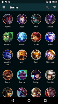 Builds for LoL pc screenshot 1