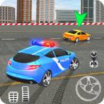 Cops Car Chase: Action Game icon