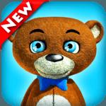 Talking Teddy Bear - Talking Games Teddy icon