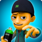 Talking Tom: Rap singer - Free autotune & beatbox icon