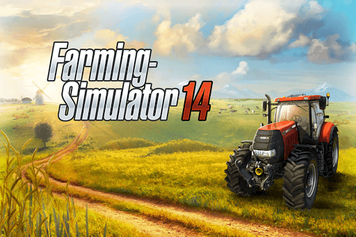 Farming Simulator 14 pc screenshot 1