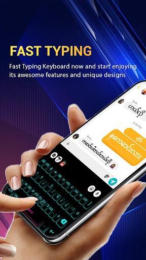 zawgyi myanmar Keyboard-zawgyi language keyboard PC screenshot 1