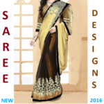 Saree Designs 2016 - 17 icon