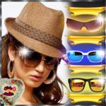 Girls Glasses Photo Editor icon