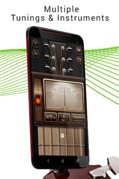 Chromatic Guitar Tuner Free: Ukulele, Bass, Violin pc screenshot 1