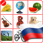 Russian for Kids icon