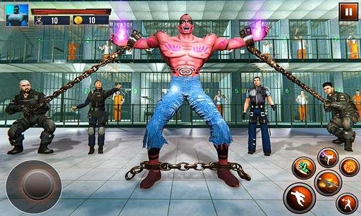 Incredible Monster: Superhero Prison Escape Games pc screenshot 1
