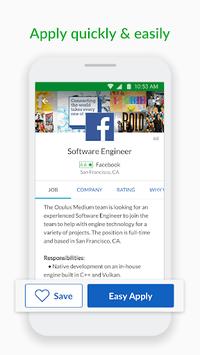 Glassdoor Job Search, Salaries & Reviews pc screenshot 1