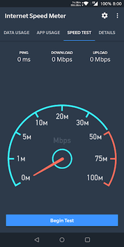 Internet Speed Meter pc screenshot 1