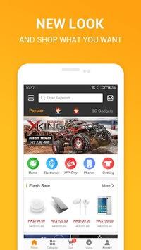 GearBest Online Shopping pc screenshot 1