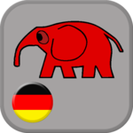 14000 German verbs icon