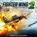 FighterWing 2 Flight Simulator icon