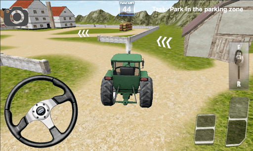 Tractor Farming Simulator pc screenshot 1