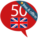 Learn English (Great Britain) for pc logo