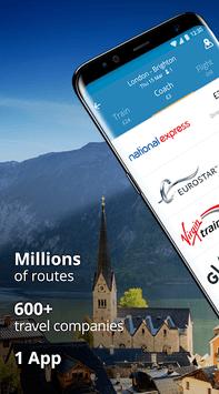 GoEuro: Trains, buses, flights pc screenshot 1