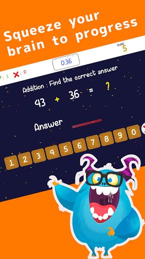 Adapted Mind - Fun math games for kids PC screenshot 3